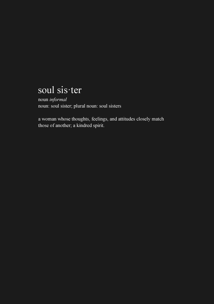 00.01 - Soul Sister
